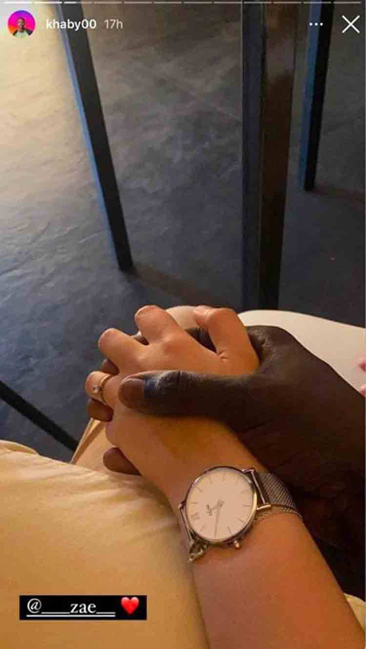 Khaby Lame matrimonio
