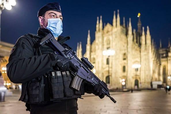 vaccino bertolaso carabinieri