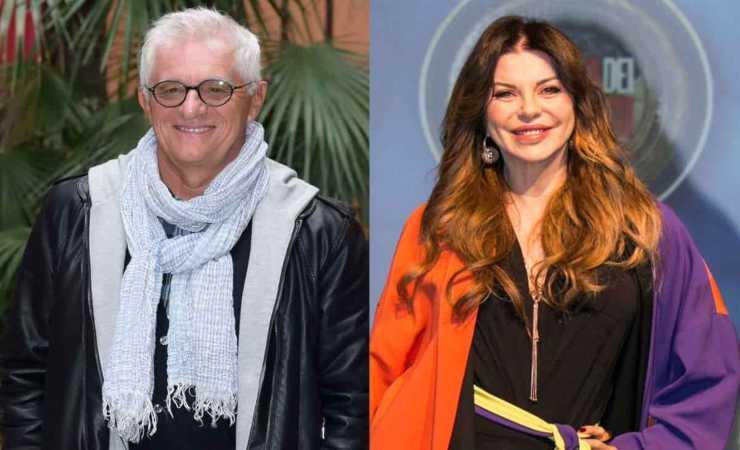 Alba Parietti e Franco Oppini oggi (MeteoWeek)