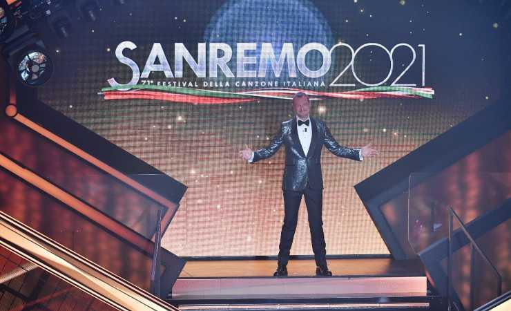 Amadeus a SanRemo2021 (Getty, Jacopo M.Raule)