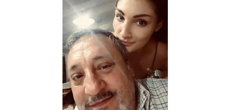 Angela Carini con il padre Peppe