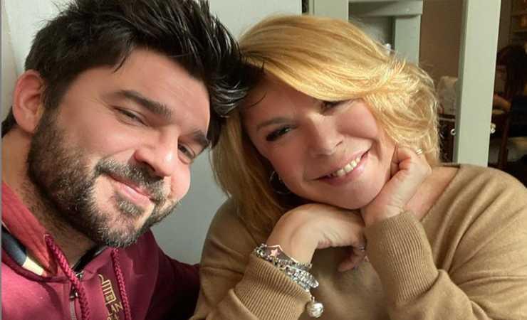 Anna Pettinelli e Stefano Macchi (Instagram)
