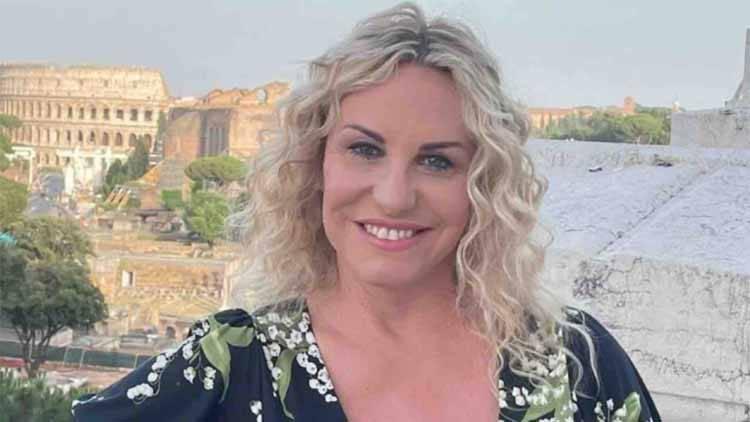 Antonella Clerici casa