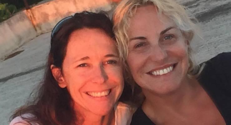 Antonella e Cristina Clerici