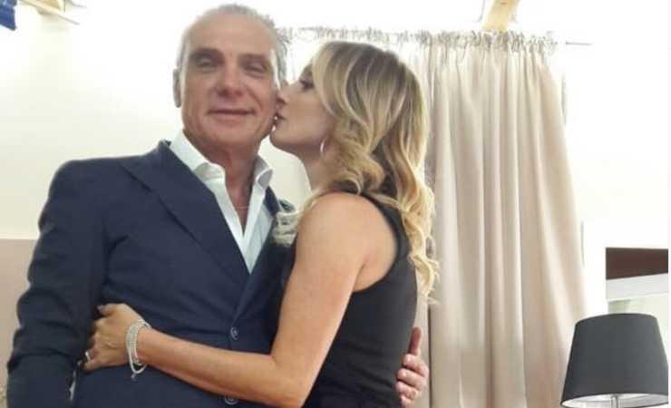 Antonio Jorio e Annamaria Pancallo (Instagram)