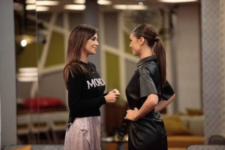 Belen e Cecilia Rodriguez al GFVip (SoloDonna)