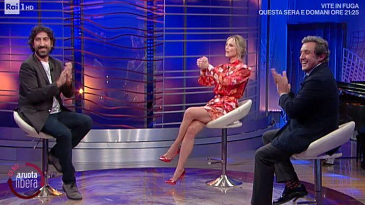 Cannoletta ed Insinna intervistati a Ruota Libera (La Nostra Tv)