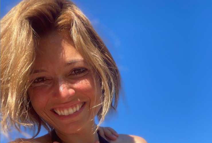 Carlotta Mantovan e il suo bellissimo sorriso