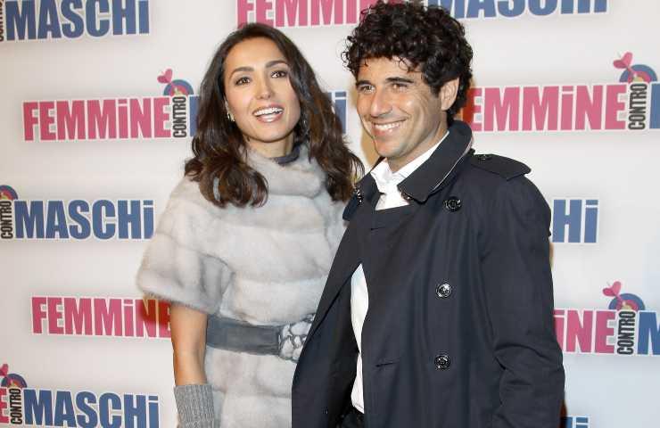 Caterina Balivo e suo marito Guido Brera (Getty, Vittorio Zunino Celotto)