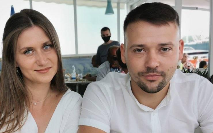 Cristina e Boris Danu