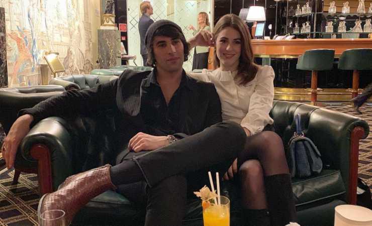 Diana Del Bufalo con suo fratello Giano (Instagram)