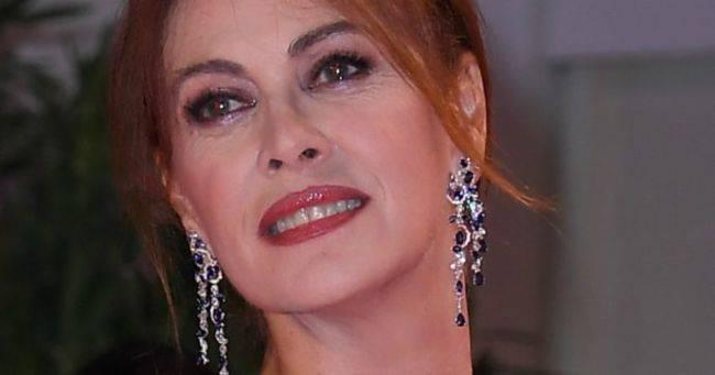Elena Sofia Ricci: il compagno è molto riservato ma bellissimo