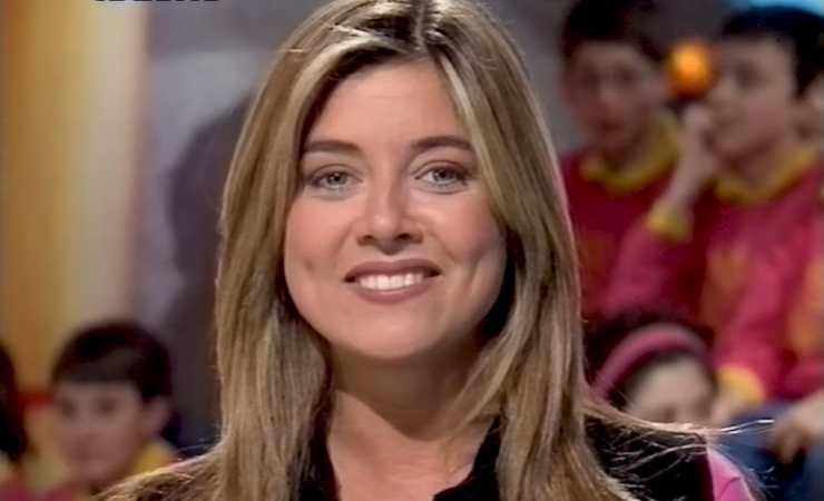 Elisabetta Ferracini a Solletico (YouTube)