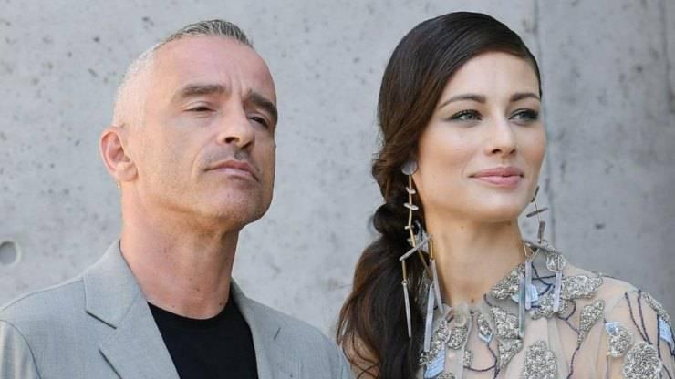 Eros Ramazzotti e Marica Pellegrini (DiLei)