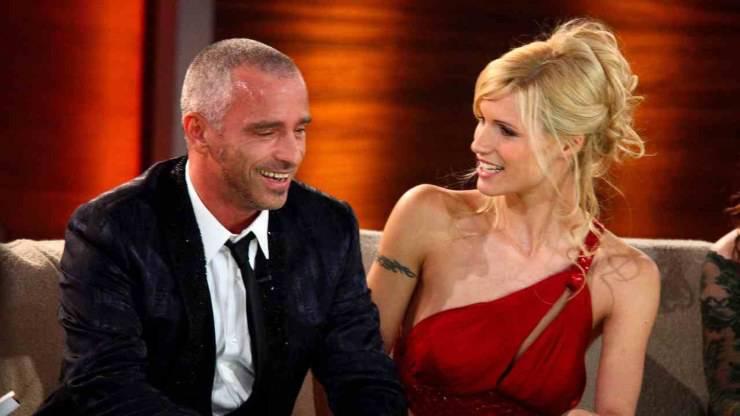 Eros Ramazzotti e Michelle Hunziker (Kronic)