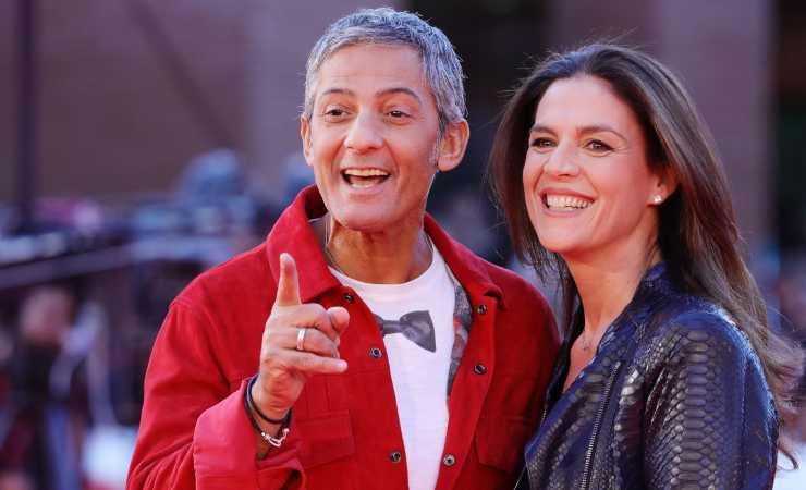 Fiorello e Susanna (Getty, Vittorio Zunino Celotto)