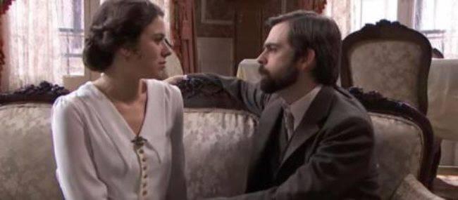 Una Vita: Genoveva seduce Velasco, ma la verità è un'altra
