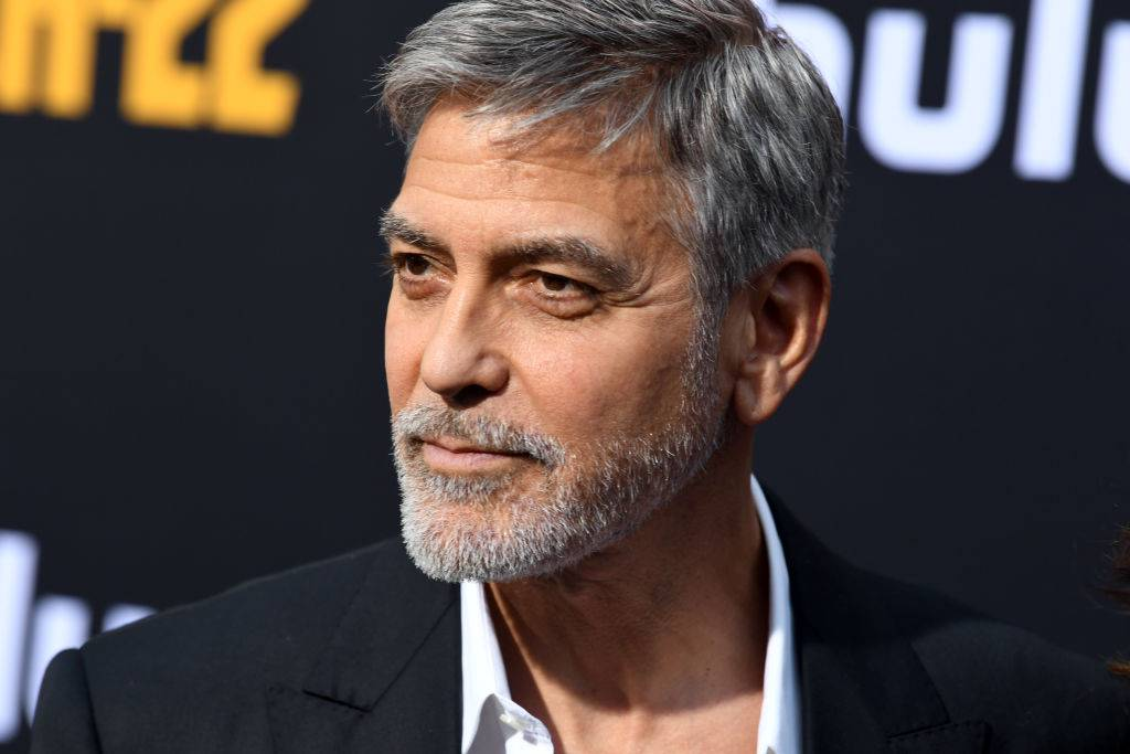 George Clooney (Getty, Kevin Winter)