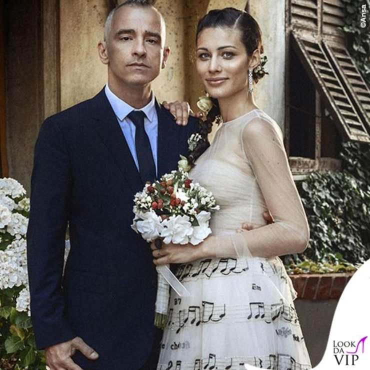 Il matrimonio di Eros e Marica (Pinterest)