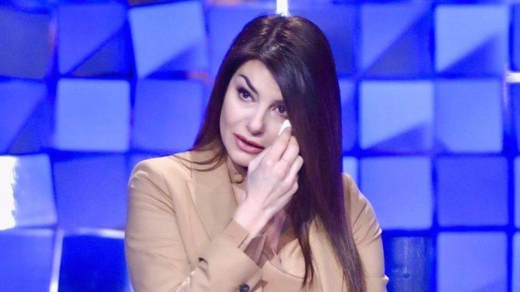 Ilaria D'Amico a Verissimo (iO Donna)