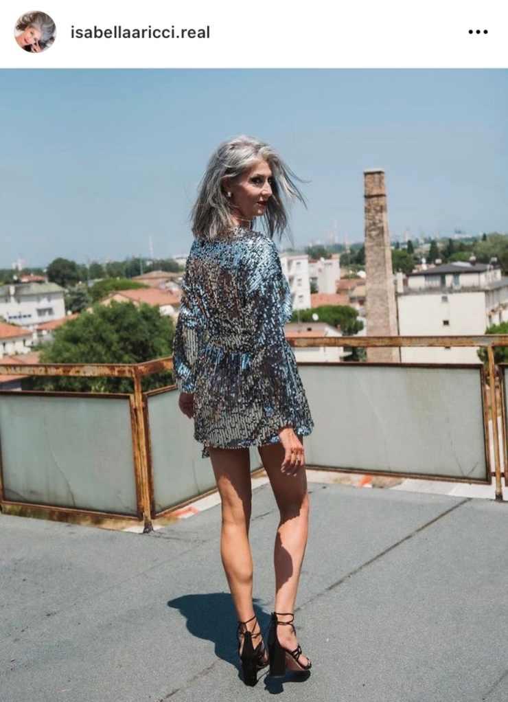 Isabella Ricci paillettes