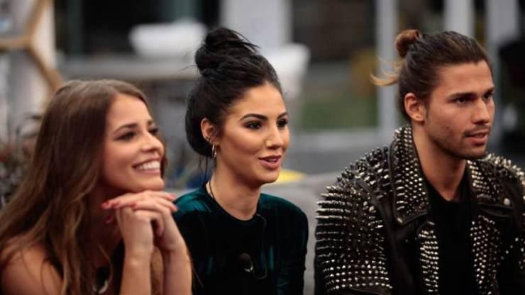 Ivana, Giulia e Luca al GFVip (IlSussidiario)
