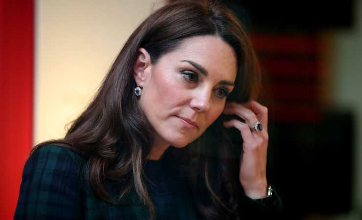 Kate Middleton reveals I was going crazy (Getty, WPA Pool)