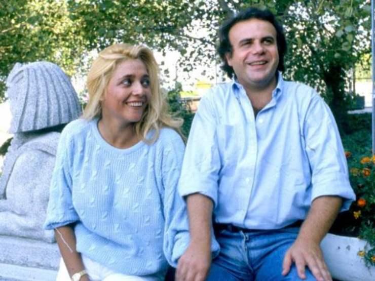 Mara Venier e Jerry Calà