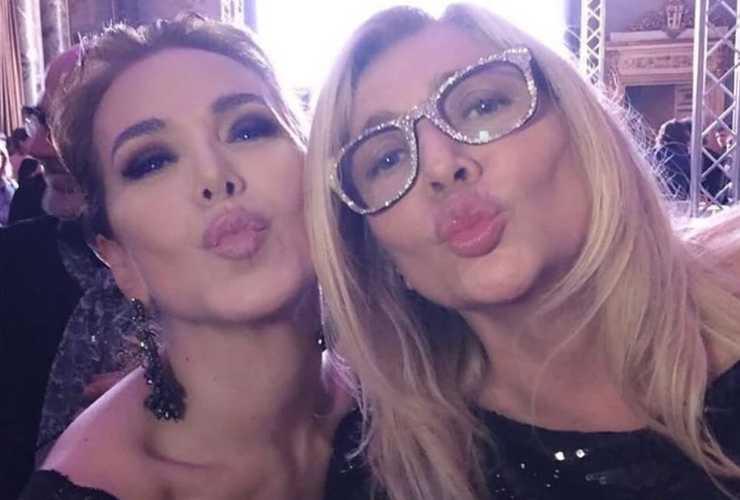 Mara Venier e Barbara D'Urso (Instagram)