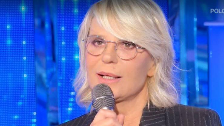 Maria De Filippi oggi (Baritalia News)