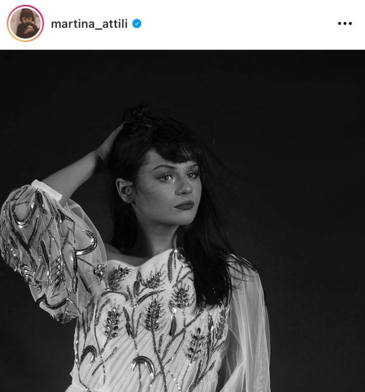 Martina Attili - Instagram