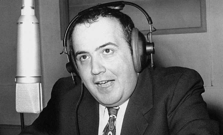 Maurizio Costanzo conduttore radiofonico (Wikipedia)
