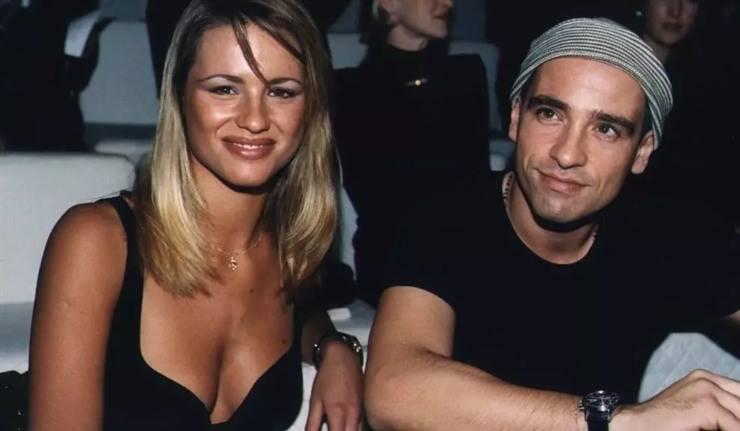 Michelle e Eros negli anni '90 (Velvet Gossip)