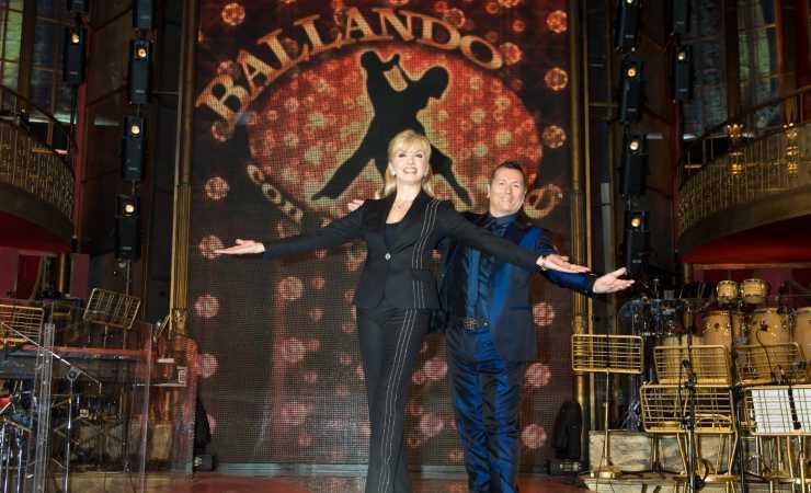 Milly Carlucci a Ballando con le Stelle (Getty, Elisabetta Villa)