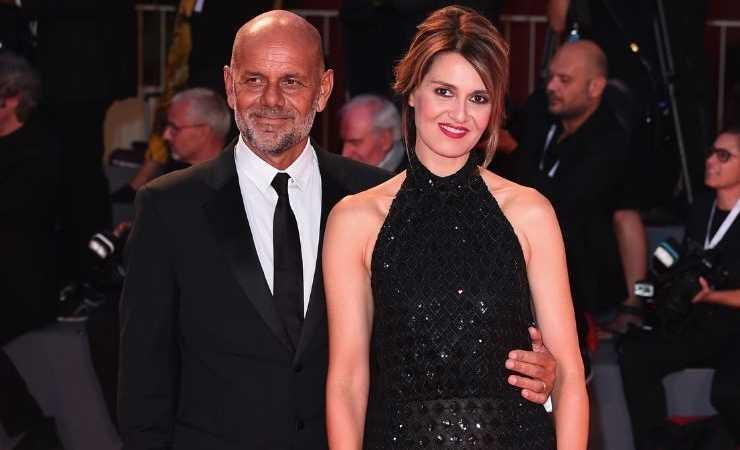 Paola Cortellesi con suo marito Riccardo Milani (Meteoweek)
