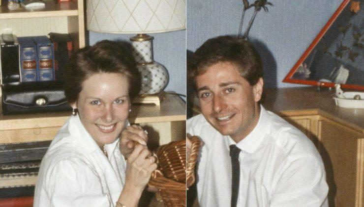 Paolo Bonolis e Diane Zoeller (DiLei)