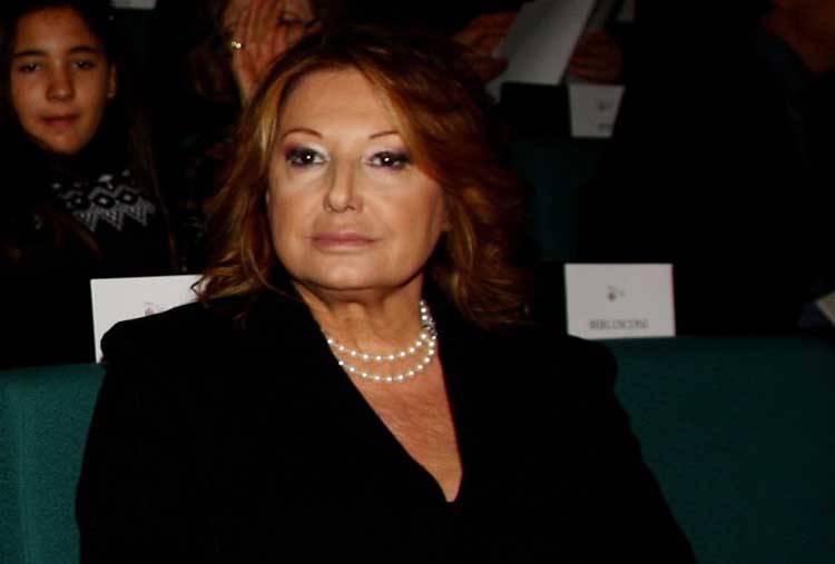 Pier Silvio Berlusconi mamma
