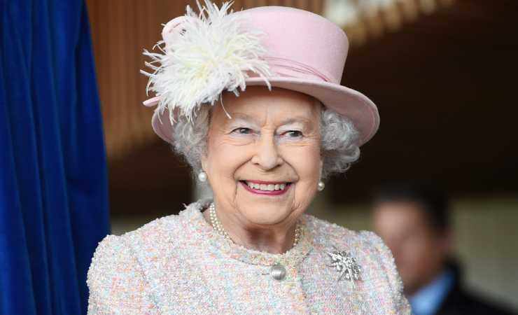 Regina Elisabetta oggi (Getty, Stuart C. Wilson)