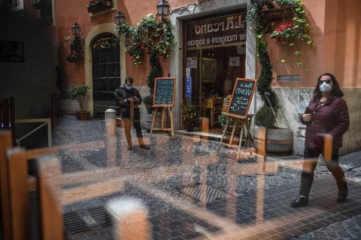 Ristoranti Italia Covid green pass