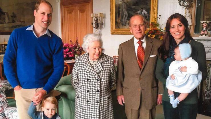 Royal Family (Il Quotidiano Italiano)