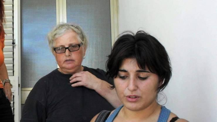 Sabrina Misseri e Cosima Serrano (Bari - la Repubblica)