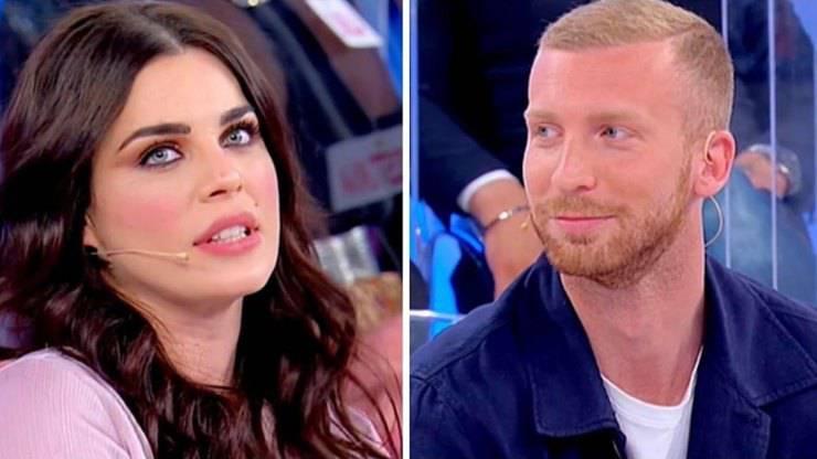 Samantha e Alessio a Uomini e Donne (Blasting News)