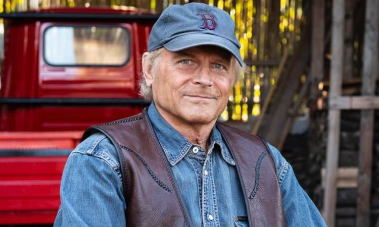 Terence Hill on facebook