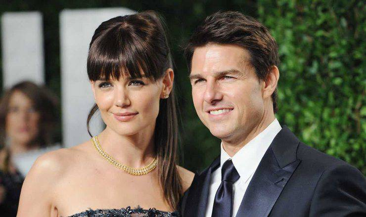 Tom Cruise e Katie Holmes (MeteoWeek.com)