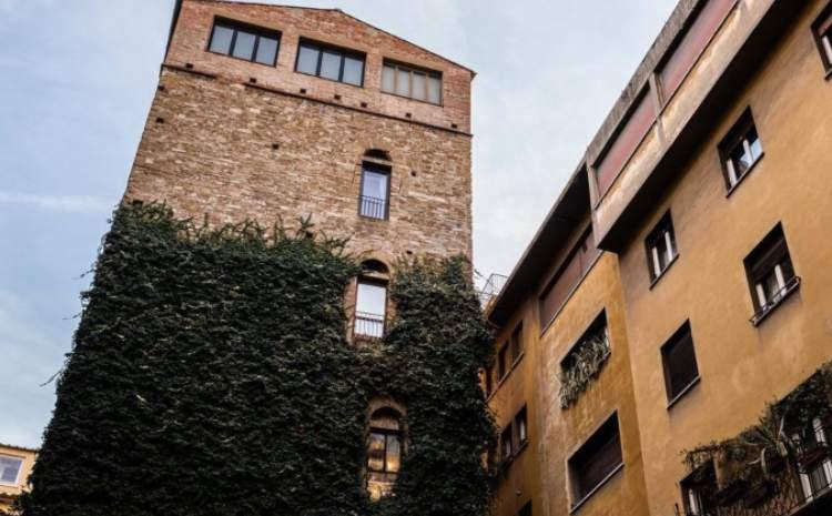 Casa di Carlo Conti a Firenze