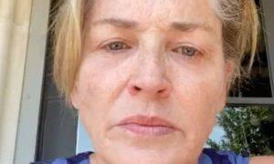 Sharon Stone lutto nipote
