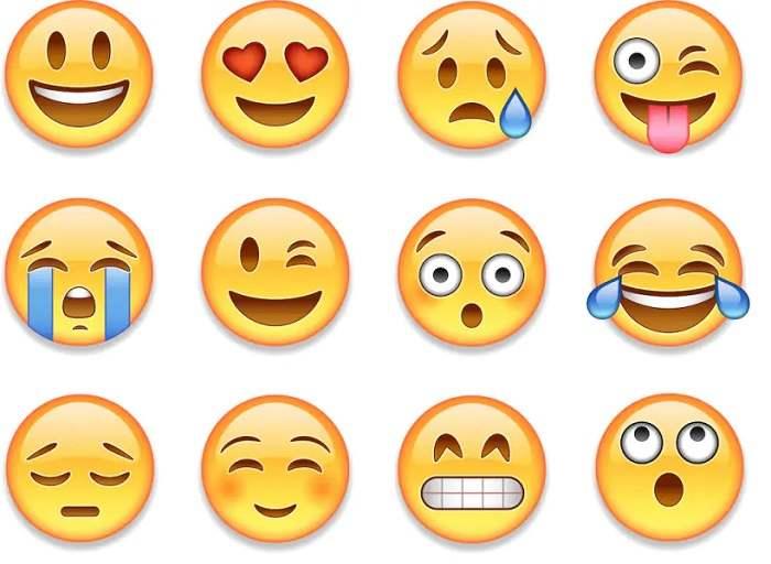 Il significato delle emoticon