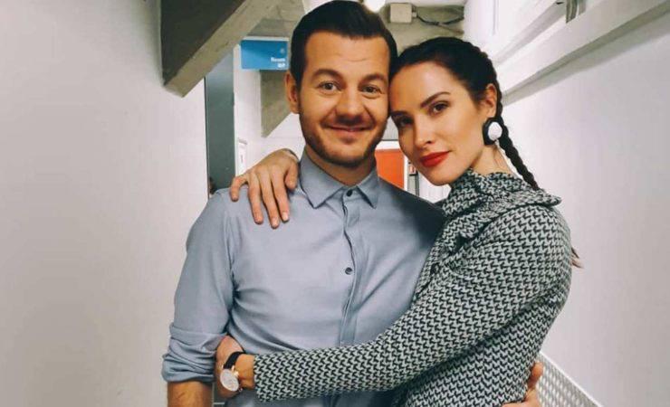 Alessandro Cattelan e Ludovica Sauer (Instagram)