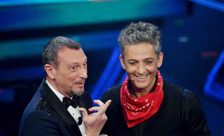 Amadeus e Fiorello, ci sarà la terza conduzione consecutiva del Festival di Sanremo (Getty, Jacopo M. Raule)
