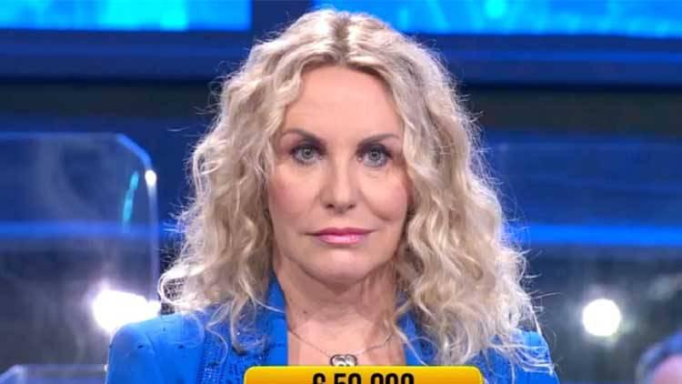 Antonella Clerici I Soliti Ignoti
